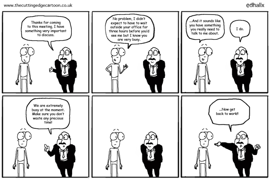 management meetings