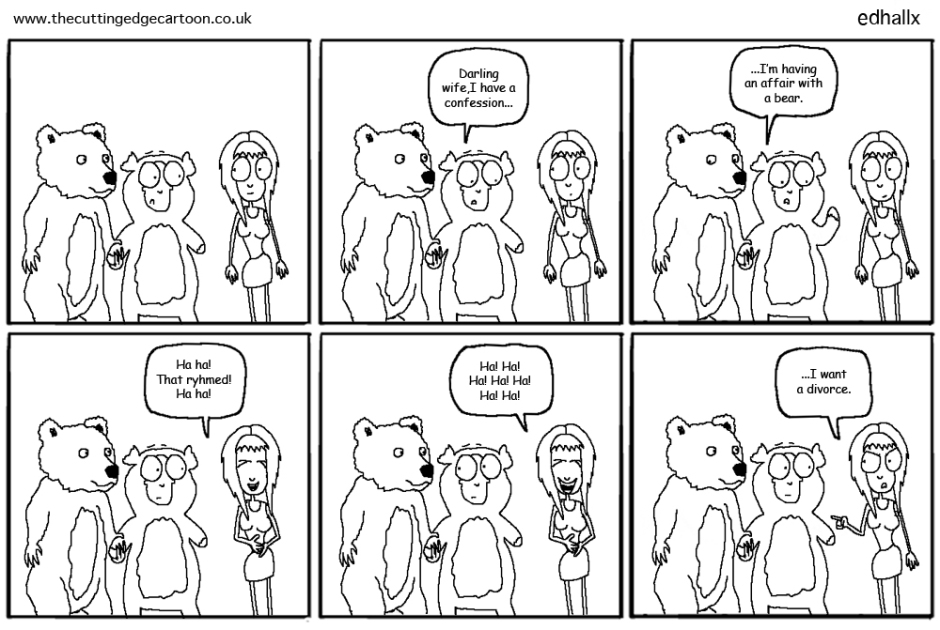 affair Bear wife